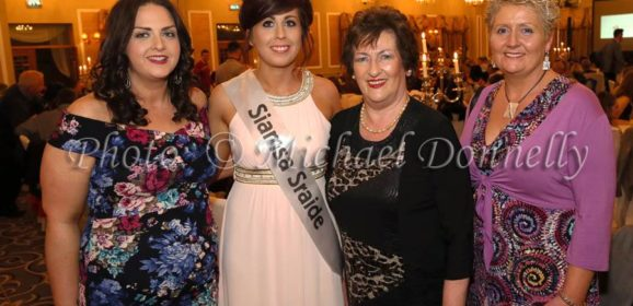 Blàth Nà Fèile WOWS the crowd at Mayo Rose Competition
