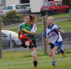 Swinford Killasser Girls on Mayo Teams