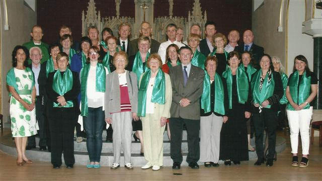 The Cóir Comhaltas  Mhaigh Eo wll be singing at the Fleadh Mass in Our Lady Help of Christians Church, Swinford on Saturday 9th May at 6.30pm. Visit Swinford.ie for more details.