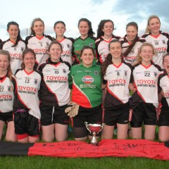 Minor Girls Win County A Championship