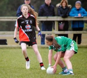 U16 Girls Final