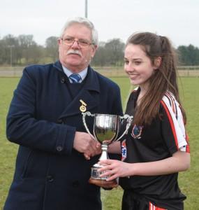 Scoil Muire & Padraig Connacht Champions