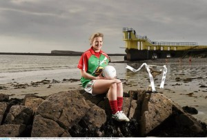 Mayo Senior Captain Fiona McHale