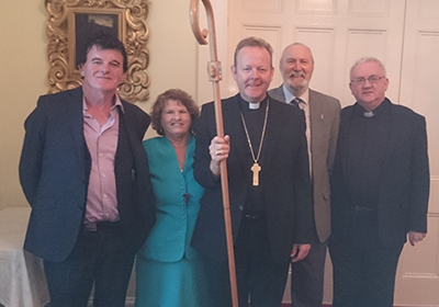 Archbishop Martin's Crozier and the Killasser Connection