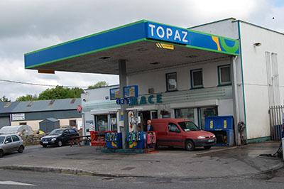 Gavigan's Topaz Petrol Garage Swinford