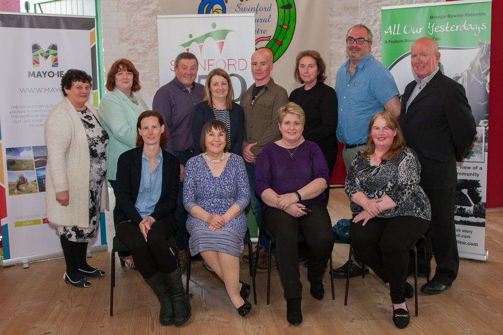Swinford History, Heritage,Folklore & Tradition Festival Launch 2019