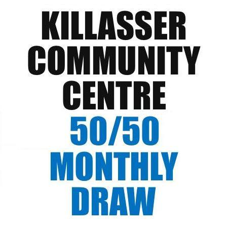 Killasser Community Centre is 35 years old this year and in order to support the future maintenance and redevelopment of the centre and its associated grounds, the committee has decided to commence a 50/50 development draw. Visit Swinford.ie for more info.