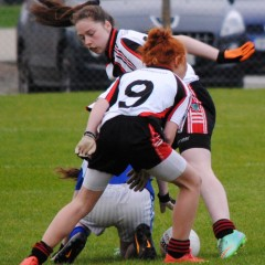 Leah Hat Trick Puts U16s into Final