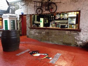 Mellett's Emporium Beer Garden Bar