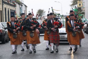 Midfield Pipe Band will be playing at Feile na Samhna 2014 in Swinford. Visit Swinford.ie for more details