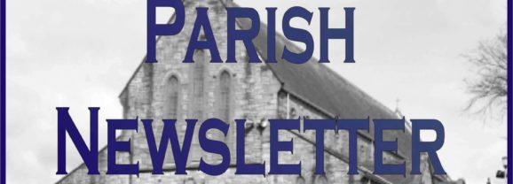 Swinford Parish Newsletter November 10th 2019