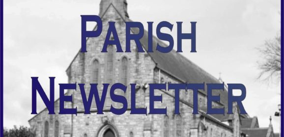 Swinford Parish Newsletter December 6th, 2020