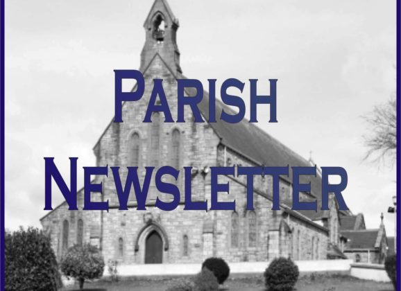 Swinford Parish Newsletter October 11, 2020