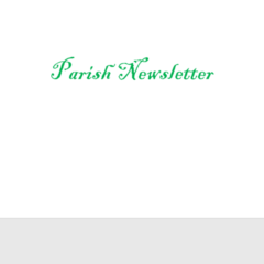 Swinford Parish Newsletter November 8th 2020