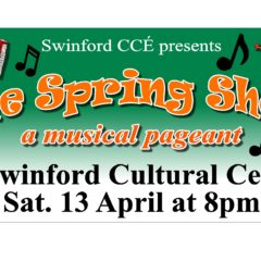 Swinford Comhaltas Spring Show, April 13th 2019