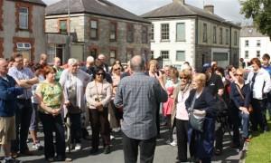 Enjoy Michael Comer's Historical Walk of Swinford. Visit Swinford.ie for more details