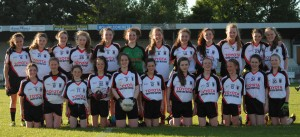 Swinford Killasser Ladies Gaelic Football under 14 div 1