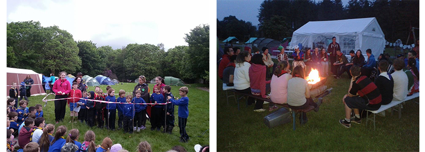 Swinford-Scouts-Camping