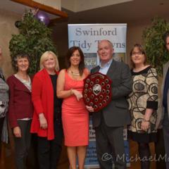 Swinford Tidy Towns Clean Street League Winners 2014