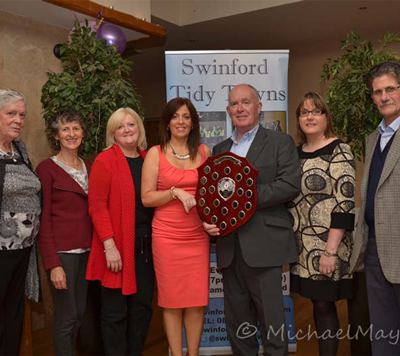 Swinford-Tidy-towns-Award-Winner