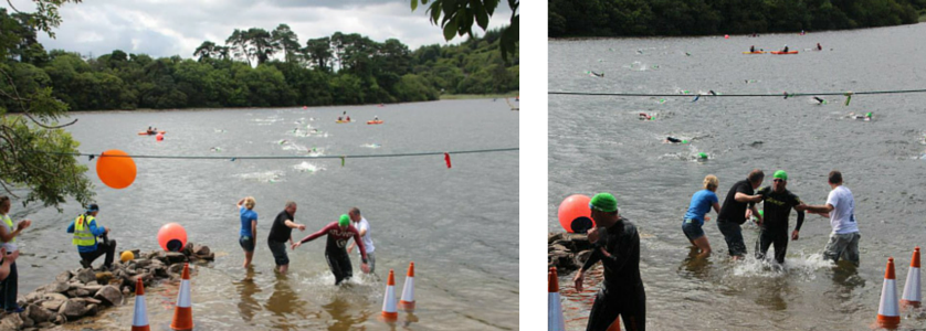 Each year Swinford Tri Sports hosts the Humbert Challenge Triathlon which attracts participants from all over the country and beyond. Visit Swinford.ie for more information.