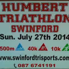 Swinford Tri Sports Triathlon is Fast Approaching