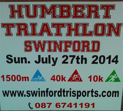 Swinford Tri Sports - Humbert Triathlon