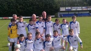 Swinford football club under 12