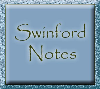 Swinford Notes December 4th 2019