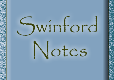 Swinford Notes March 18th 2020