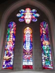Swinford.ie Church Stained Glass Window