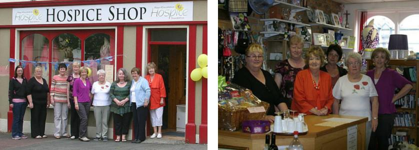 The Hospice Shop accepts any donations of good quality clothing, shoes handbags, jewellery, books and bric-a-brac. To donate simply take your items along to The Hospice Shop in Swinford. Visit Swinford.ie for more information.