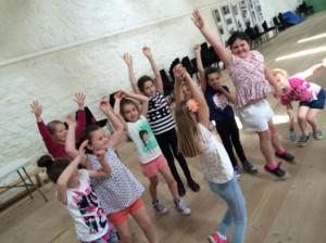 ECM Dance