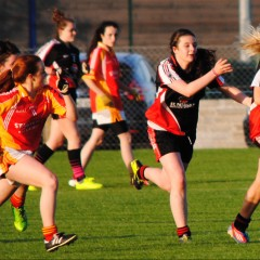 Minor Ladies in County A Championship Final