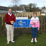 swinford golf club captains drive in