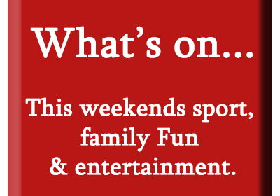 The Week Ahead In Sport For Swinford